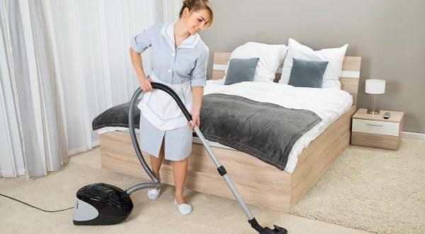 Szállodai takarítás hatékonyan és gyorsan bérelt takarítógépekkel!